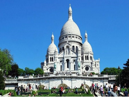 Basilica of the Sacred Heart of Montmartre